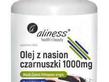 olej z czarnuszki 1000 mg