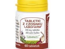 Tabletki z czosnku, 60 tabletek