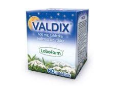 VALDIX, 60 tabletek